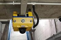 某电力管廊机器人无线传输