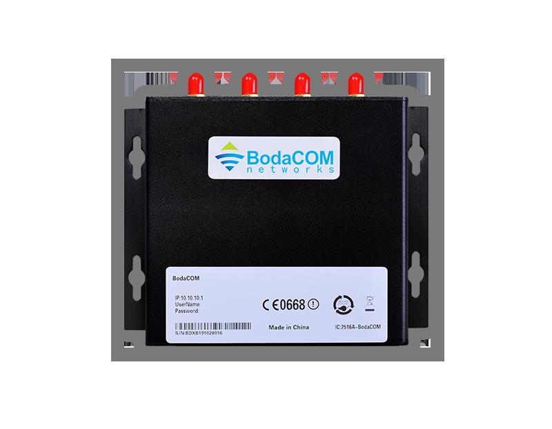 BodaCOM 6000 BU/RB CP4
