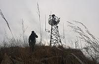 某市森林防火无线传输项目