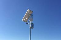 某湖泊环保项目无线传输